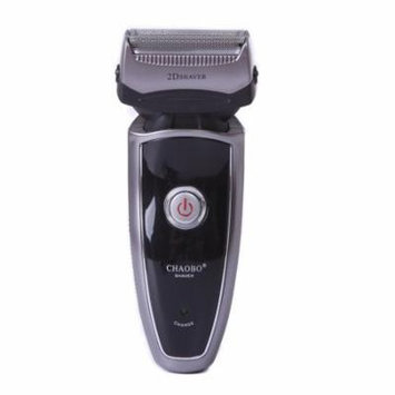 HDE Men's Rechargeable Cordless Shaver Electric Precision Razor Groomer Double Edge Trimmer