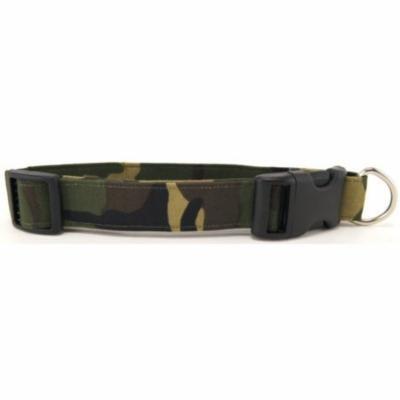 Camouflage Dog Collar - Size - Large