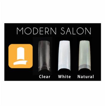 Decori Adoro Acrylic False Tips Nail Art CLEAR - Modern Salon 500 pcs mia secret+ Free Temporary Body Tatoo!