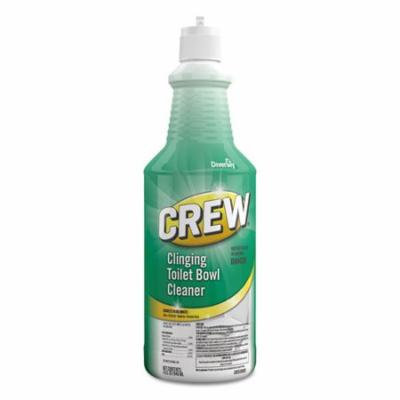 Diversey™ CREW CLINGING TOILET BOWL CLEANER, FRESH SCENT, 32 OZ SQUEEZE BOTTLE, 6/CARTON