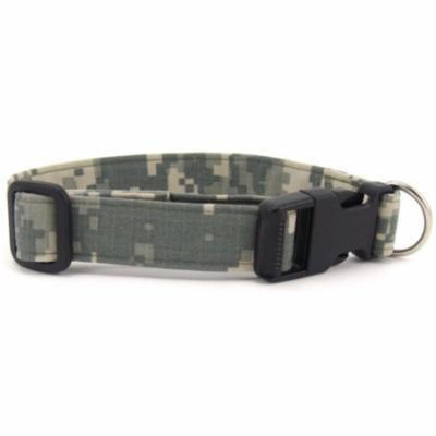 Digital Camo Dog Collar - Size - Small