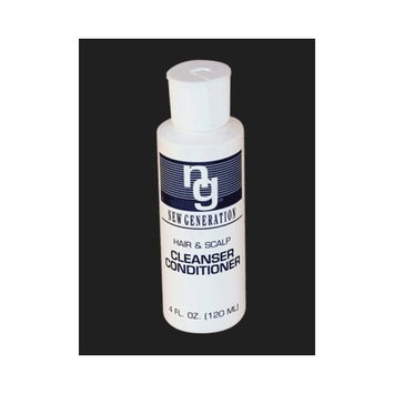 Generation Original Formula Cleanser Conditioner - 4oz. - Helps to Control Hair Loss and Thinning Hair