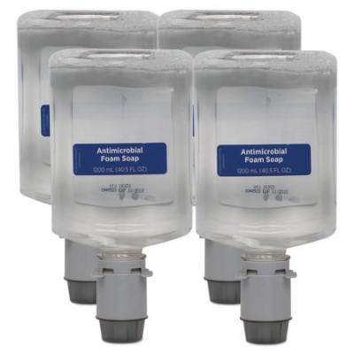 Georgia Pacific® Professional Pacific Blue Ultra Soap/sanitizer Dispenser Refill, Unscented, 1200ml, 4/ct