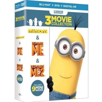 Alliance Entertainment Llc Despicable Me 3-movie Collection (blu-ray Disc) (2 Disc)
