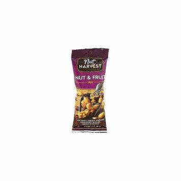 Nut Harvest Nut & Fruit Mix 3oz 8 Pack