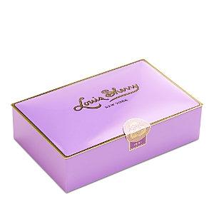 Louis Sherry Amethyst Chocolate Truffle Box, 12 piece
