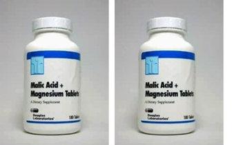 Douglas Labs Malic Acid & Magnesium 180 tabs
