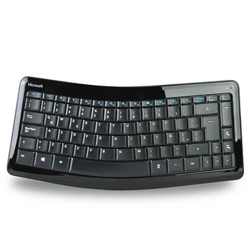 Microsoft Sculpt Spanish Bluetooth Keyboard Mobile Wireless - Black - T9T-00004