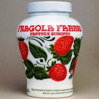 Fabbri Candied Wild Strawberries in Opaline Jar