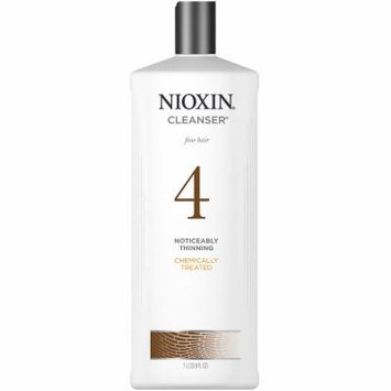 Nioxin System 4 Cleanser - 33.8 oz.