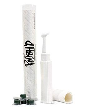 POLISH'D Premium Tooth Polishing Kit w/ Professional Strength Tooth Polish - Mint (Medium Grit)