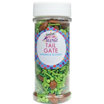 Festival Tail Gate Sprinkle Blendz, Assorted Colors, 4.9 oz. Jar
