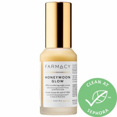 Farmacy Honeymoon Glow AHA Resurfacing Night Serum with Echinacea GreenEnvy™