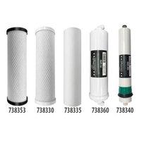 Ideal H2O 738335 Sediment Filter 10 in (20/Cs)