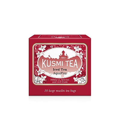 Kusmi Tea Iced Tea AquaFizz