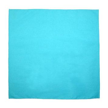 CTM Cotton Solid Color Bandanas