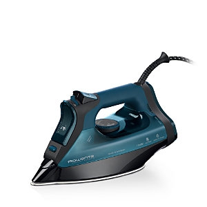 Rowenta DW7180 Everlast Auto Shut Off 400-Hole Stainless Steel Soleplate Anti-Calc Steam Iron, 1750