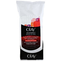 4 Pack OLAY Regenerist Anti Aging Micro Exfoliating Cleansing Cloths 30 Each