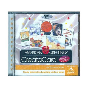 Broderbund 104104 American Greeting Create card