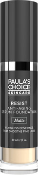 Paula's Choice RESIST Anti-Aging Serum Foundation - Matte