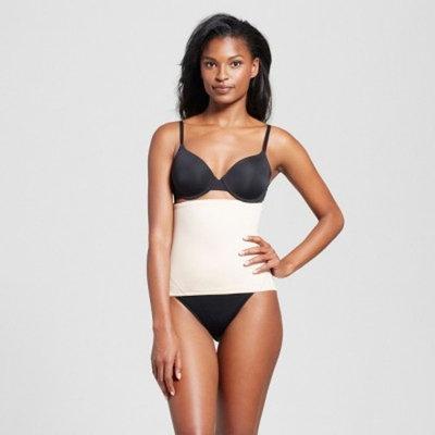SlimShaper by Miracle Brands® Women's Tailored Step-in Waist Cincher
