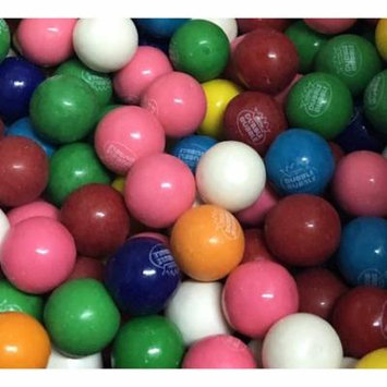 Dubble Bubble Gumballs 8 Assorted Fruit Flavors, One Inch 225 Count (Pack of 4 Pounds)