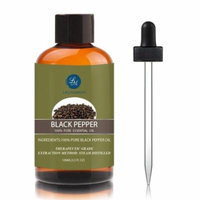 100ml Black-Pepper Essential Oils,Pure&Natural Aromatherapy Oil For Massage And Relaxation,Premium Therapeutic Grade,Fragrance For Personal Care&Wellness