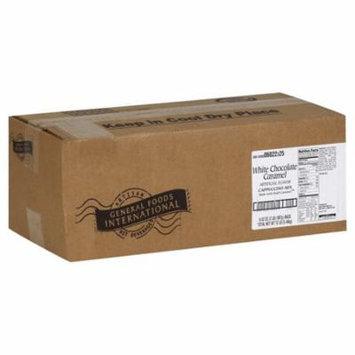 General Foods International 00043000060223 Coffee Instant White Chocolate Caramel 1-12 Pound