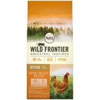 Nutro™ Wild Frontier™ Ancestral Inspired Open Valley Recipe Kitten Cat Food 5 lb. Bag