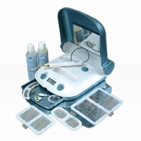 Salon Grade Electrolysis Hair Removal Home Kit With Automatic Time Display