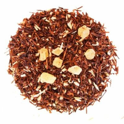 Pineapple Coconut Rooibos Tea - Red Tea - 100% Natural - Decaffeinated - Loose Leaf Tea - 4oz