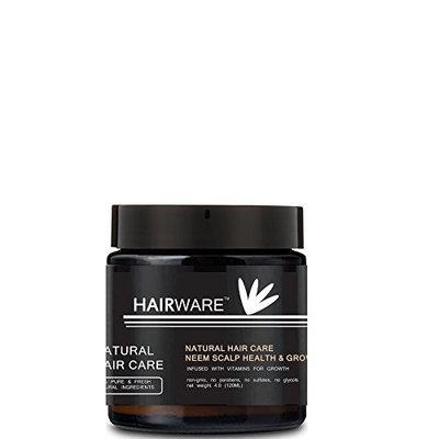 HAIRWARE Neem Scalp Health & Growth Cream (Supports Hair Growth)