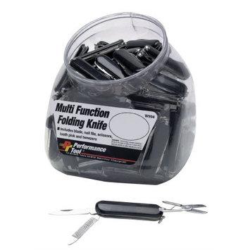 Performance Tool W994 50 Individual Multi-Use Folding Knives