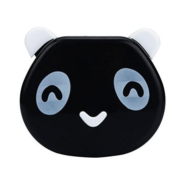 DZT1968 Cartoon Panda Candy Color Contact Lens Box Case For Eyes Care Kit