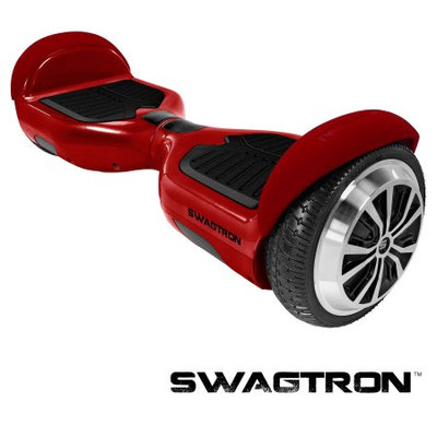 Swagtron Hoverboard T1 - Red