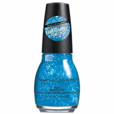 Sinful Colors Glitter Nail Polish, Smash Hit