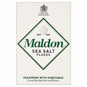 Maldon Sea Salt Flakes (125g) - Pack of 6