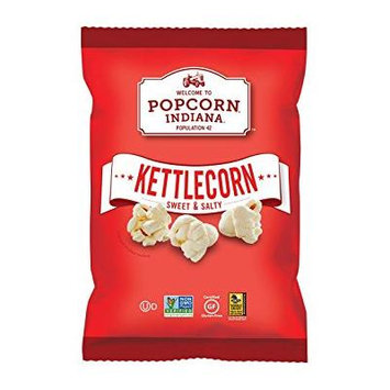 Popcorn Indiana, Kettlecorn, 1 oz. (48 Count)