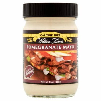 Walden Farms Mayo Cf Pomegranate,12 Oz (Pack Of 6)