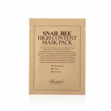 Benton Snail Bee High Content Mask Pack 5pcs