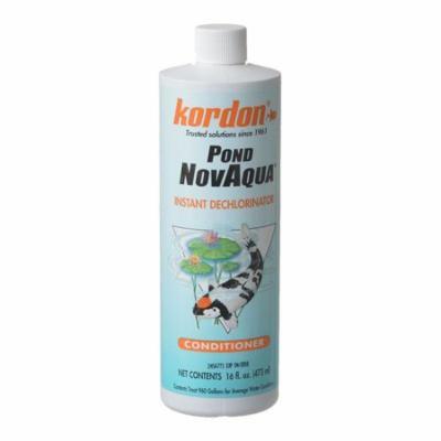 Kordon Pond NovAqua Instant Water Conditioner 16 oz - Pack of 12