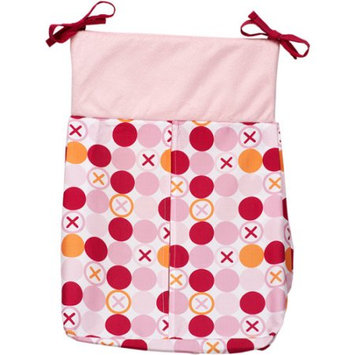 Simply Baby - Hugs & Kisses Girl Diaper Stacker