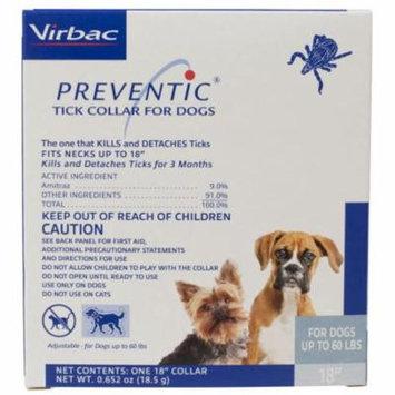 Preventic tick Collar for Dogs 18