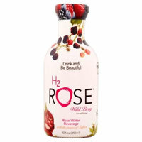 H2Rose Water Rose Wild Berry,12 Oz (Pack Of 12)