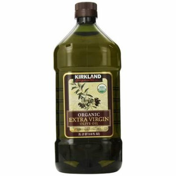 Organic Extra Virgin Olive Oil 2 LB (2 QT 3.6 FL oz)