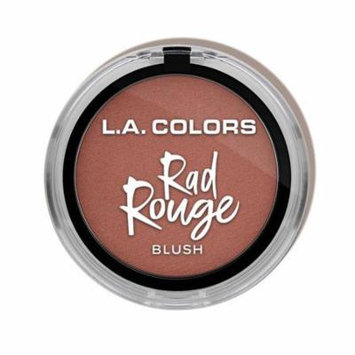 (3 Pack) L.A. COLORS Rad Rouge Blush - Awesome