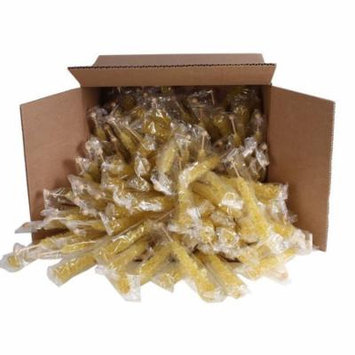 Extra Large Rock Candy Sticks: 144 Original Lollipops - Gold Rock Candy Sticks - Individually Wrapped - Espeez Rock Candy Sticks for Candy Buffet, Birthdays, Weddings, Anniversariesand Baby Shower