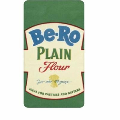 Be-Ro Plain Flour 500g (pack of 3)