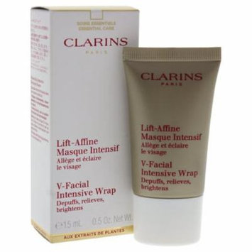 V-Facial Intensive Wrap by Clarins for Women - 0.5 oz Mask