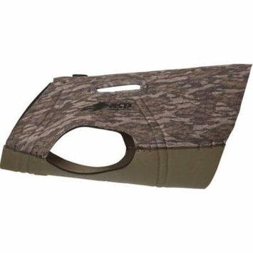 Avery Body Shield Pro Dog Parka Mossy Oak Bottomland Small